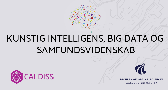 Event: Kunstig intelligens, big data og samfundsvidenskab